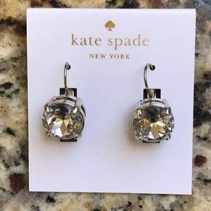 ♠️ Kate Spade ♠️ Brand new silver earrings